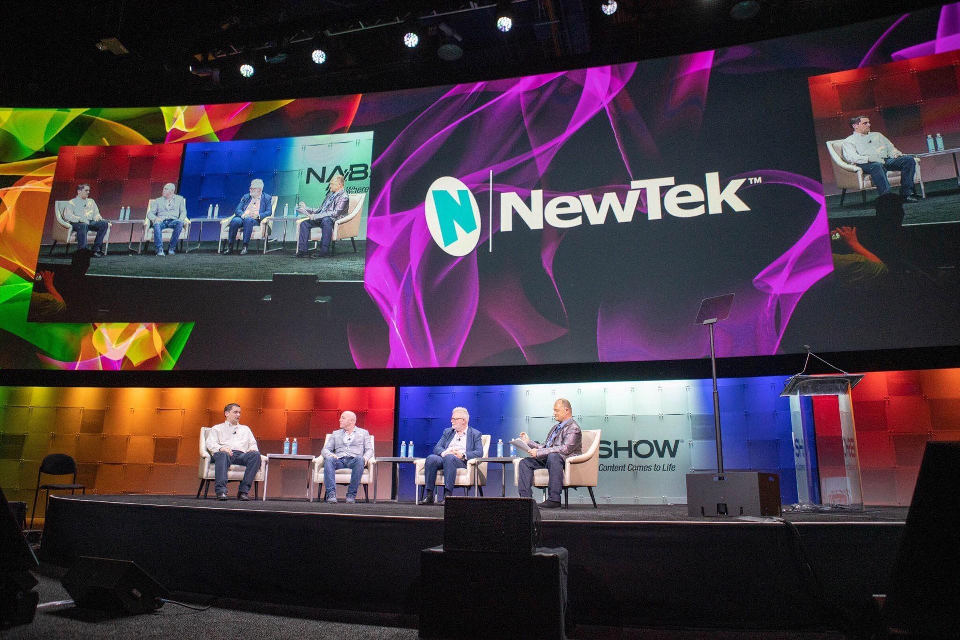 Vizrt acquires NewTek and releases Viz Engine 4 - Media City Bergen